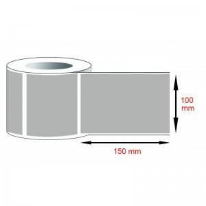 Decal cảm nhiệt - Giấy in tem cảm nhiệt (100x150)mmx1x50m