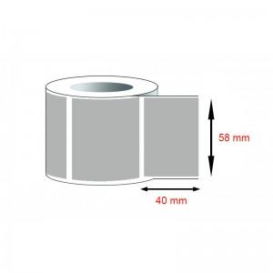 Decal cảm nhiệt - Giấy in tem cảm nhiệt (58x40)mm