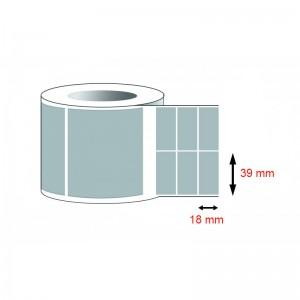 Decal thường - Decal giấy (39x18)mmx2x50m