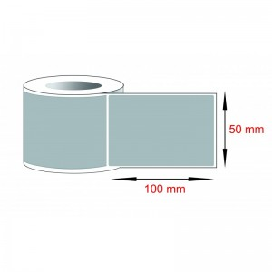 Decal thường, decal giấy (100x50)mmx1x50m