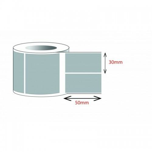 Decal thường, Decal giấy (50x30)mmx2x50m