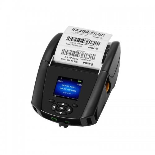 Máy in tem nhãn mã vạch và hóa đơn Zebra ZQ620