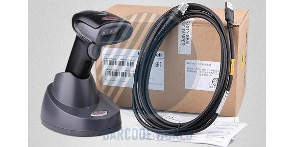 Chân đế của máy quét mã vạch 1452g dùng để truyền tín hiệu và sạc pin