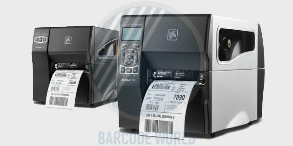 Máy in barcode Zebra ZT230 - Ứng dụng nhiều trong các lĩnh vực khác nhau