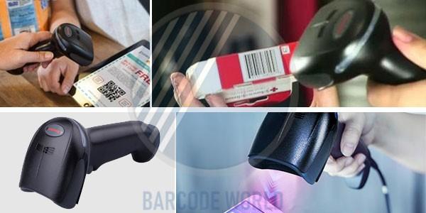 Máy quét mã vạch Honeywell 1900GHD được ứng dụng trong nhiều lĩnh vực
