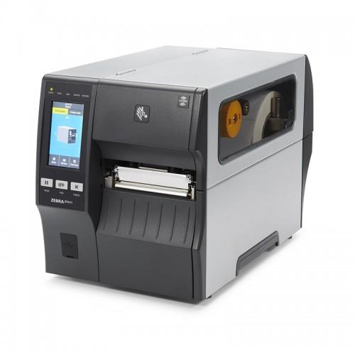 Máy in mã vạch và thẻ RFID Zebra ZT411
