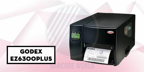 Máy in mã vạch công nghiệp GoDEX EZ6300Plus