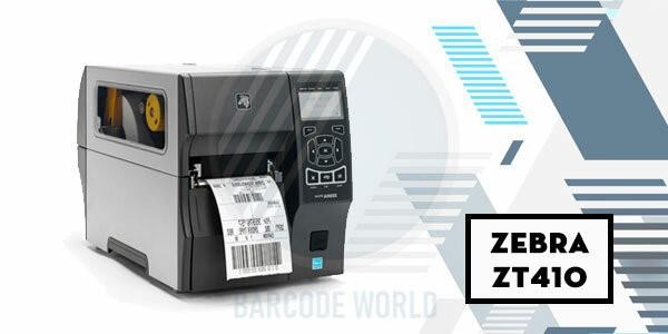 Máy in in công nghiệp của Zebra - ZT410