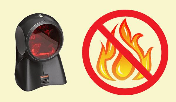 5 điều cần lưu ý để tăng độ bền cho máy quét - đầu đọc mã vạch