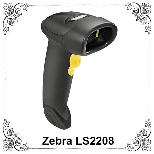 Máy quét mã vạch Zebra LS2208