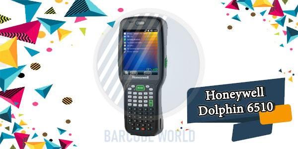 Máy tính kiểm kho cầm tay Honeywell Dolphin 6510 với chức năng kết nối bluetooth không dây thuận lợi cho việc di chuyển và tích hợp với các thiết bị ngoại vi.