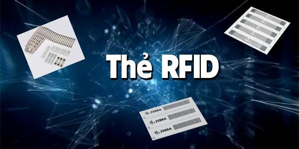 Thẻ RFID là một trong những thành phần quan trọng khi ứng dụng công nghệ RFID