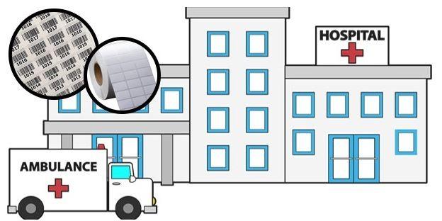 giấy in mã vạch thường dùng trong bệnh viện tphcm