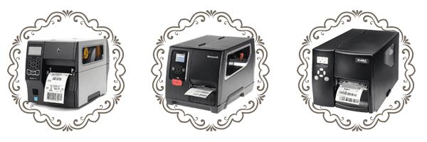 Các thiết bị cần có để ứng dụng giải pháp quản lý nguyên vật liệu bằng mã vạch - Máy in mã vạch