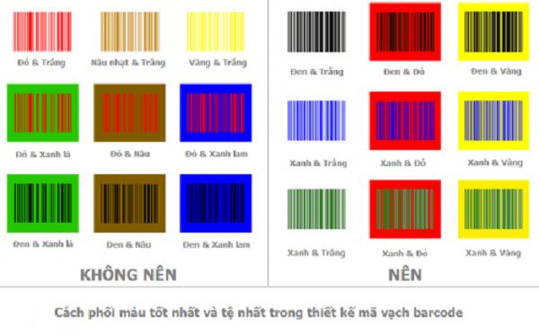 máy in mã vạch màu và những điều cần biết