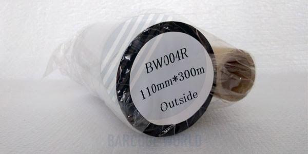 Mực in tem nhãn mã vạch Resin (BW004R)