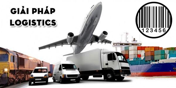 ứng dụng giải pháp mã vạch trong vận tải - logistics