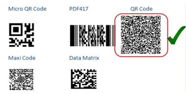 Mã QR có các đặc điểm nổi bật hơn hẳn so với mã 1D