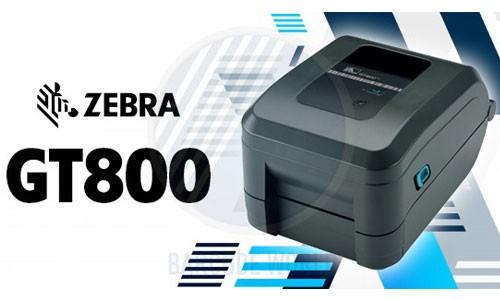Máy in mã vạch để bàn Zebra GT800