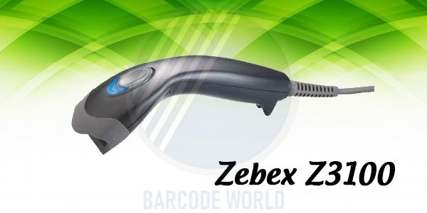 máy quét - đầu đọc mã vạch Zebex Z3100