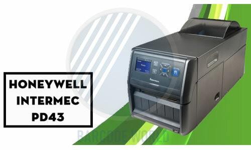Máy in mã vạch Honeywell Intermec PD43