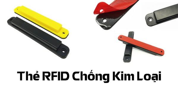 Theo dõi tài sản bằng phương pháp ứng dụng RFID