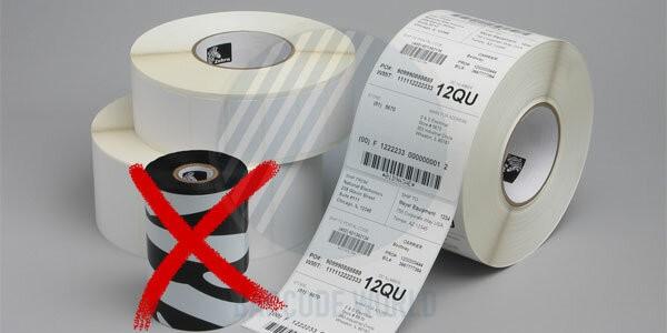 Chi phí nguyên vật liệu in ấn của máy in nhiệt trực tiếp thấp hơn