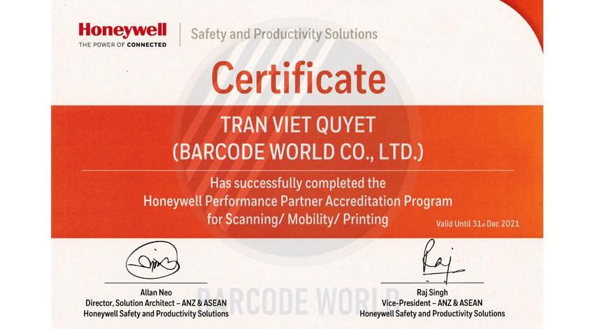 barcode world - trung tâm sửa chữa thiết bị mã vạch chính hãng honeywell