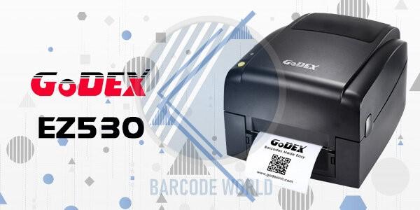 Máy in tem nhãn GoDEX EZ530 chính hãng cho bệnh viện I Thế Giới Mã Vạch