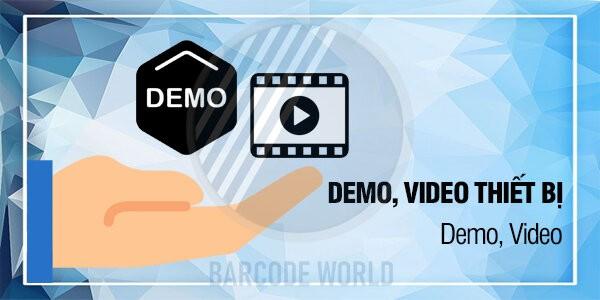 Demo thiết bị, Video về sản phẩm I Thế Giới Mã Vạch