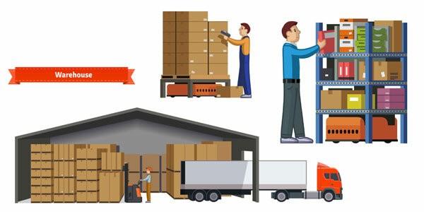 Giải pháp quản lý chuỗi bán lẻ hiệu quả bằng phần mềm bán hàng - Kiểm soát số lượng hàng hóa xuất, nhập, tồn kho