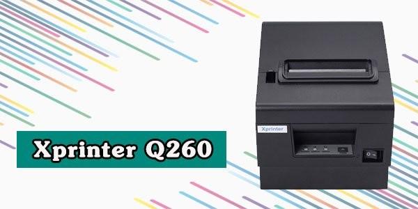 Máy in bill Xprinter Q260