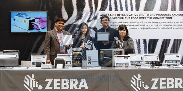 Máy in mã vạch công nghiệp Zebra nhập khẩu chính hãng, chất lượng I Thế Giới Mã Vạch