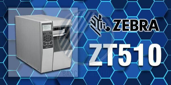 Máy in mã vạch công nghiệp Zebra ZT510 chính hãng, chất lượng I Thế Giới Mã Vạch