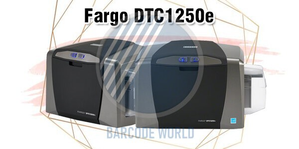 Máy in thẻ nhựa Fargo DTC1250e nhập khẩu chính hãng, chất lượng, giá ưu đãi I Thế Giới Mã Vạch