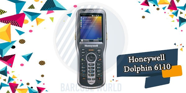 Máy kiểm kho được nhiều người ưa dùng - Honeywell Dolphin 6110