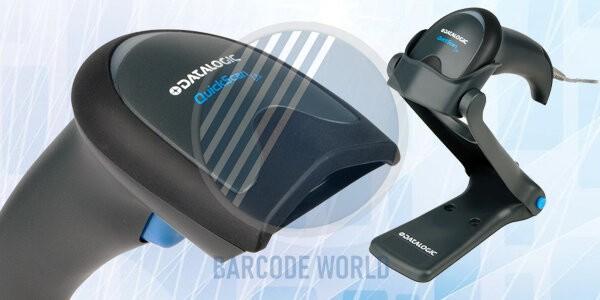 Máy đọc mã vạch Datalogic QW2120 chất lượng, nhập khẩu chính hãng I Thế Giới Mã Vạch