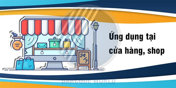 Ứng dụng máy in hóa đơn nhiệt trong bán lẻ tại các cửa hàng, shop