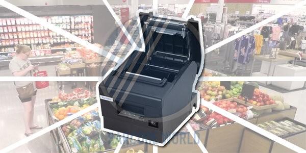 Máy in hóa đơn - Thiết bị không thể thiếu cho cửa hàng, shop