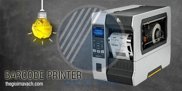 Máy in tem barcode nhập khẩu chính hãng, chất lượng I Thế Giới Mã Vạch