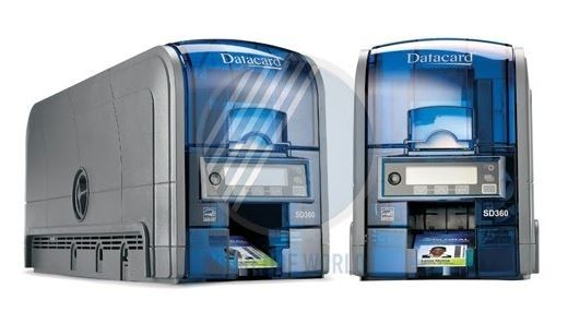 Máy in thẻ nhựa PVC Datacard SD360