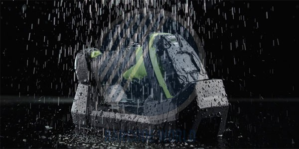 Thiết kế cứng cáp, chống bụi, chống nước của máy quét barcode tầm xa Zebra Li3678