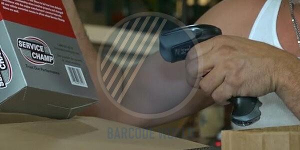 Máy quét mã vạch không dây Honeywell 1452G nhập khẩu chính hãng, chất lượng