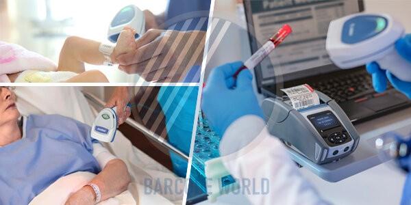Ứng dụng của đầu đọc barcode cho bệnh viện, trung tâm y tế