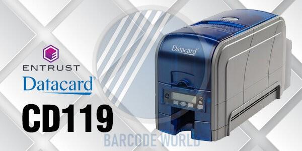Máy in thẻ nhựa Datacard CD119 chính hãng, chất lượng