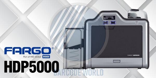 Máy in thẻ nhựa chất lượng cao Fargo HDP5000