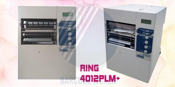 Máy in nhãn mác quần áo hiệu suất công nghiệp RING 4012PLM+
