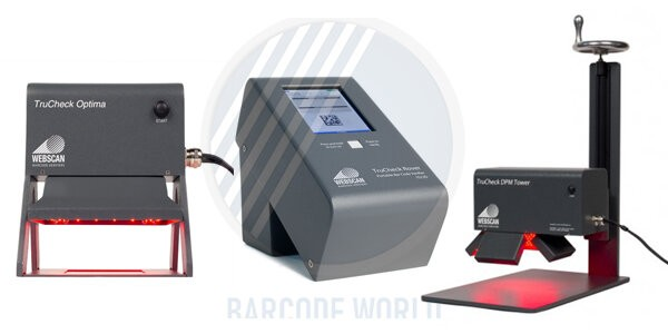 Máy kiểm tra mã vạch hay còn gọi là máy check mã vạch, barcode verifier