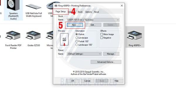 Hướng dẫn khắc phục máy in mã vạch bị lệch do file in không tương thích (4)