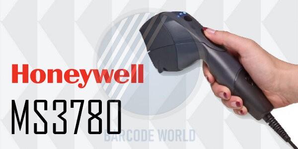 Máy đọc mã vạch có dây Honeywell MS3780 - Công nghệ quét đa tia với tốc độ quét nhanh chóng